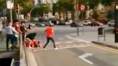 El fiscal demana més de tres anys de presó a quatre independentistes per agredir seguidors de 'La Roja'