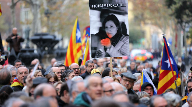 'Che' Forcadell