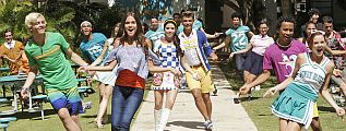 'Teen Beach 2', en Disney Channel, y m�sica con los Beatles