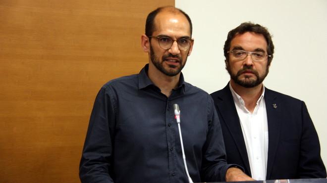 """Un teniente de alcalde de Sabadell renuncia temporalmente como medida """"ejemplar"""""""