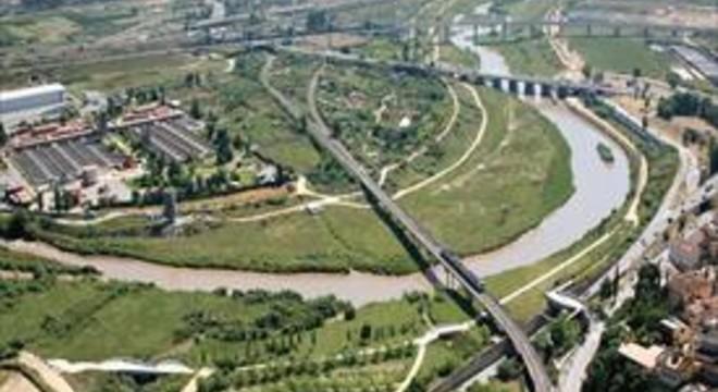 Una imagen del Parc Agrari del Baix Llobregat, probable origen de la peste.