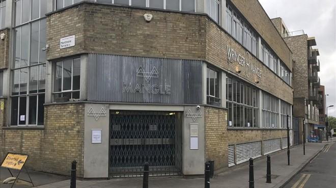 Vista de la discoteca Mangle, donde tuvo lugar el ataque.