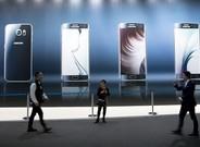 Estand de Samsung en el último Mobile World Congress.