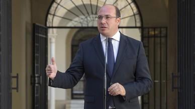 El president de Múrcia arrasa al congrés regional del PP