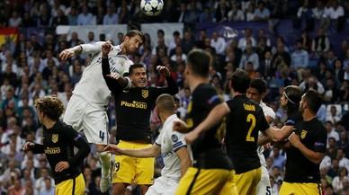 Brutal, sí, però a Ramos l'haurien hagut d'expulsar
