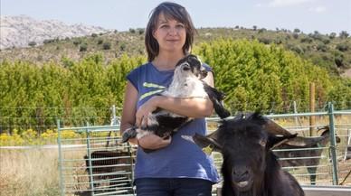 María Jesús Carrasco: «S'ha de treballar per viure, no pas viure per treballar»