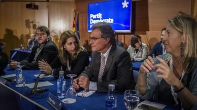 """El Govern veu """"un xantatge inacceptable"""" l'anunci de Puigdemont"""