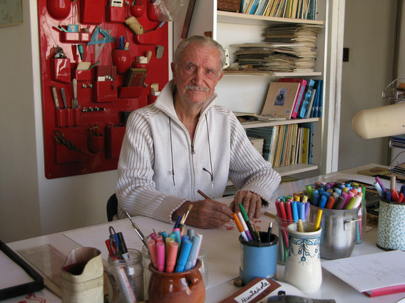 Fallece Joaquim Muntañola (TBO) 1330950173840