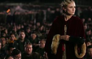 Diane Kruger, en Feliz Navidad