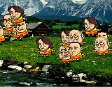 Imagen del juego para tel�fono m�vil 'Pujol Gate'.
