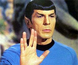 Muere Leonard Nimoy, el Spock de 'Star Trek'