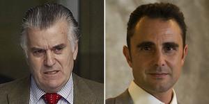 Luis Bárcenas i Hervé Falciani.