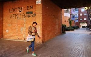 Uno de los locales que rehabilitará el ayuntamiento para atraer la llegada de empresas a Baró de Viver.