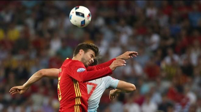 Espanya fa un gir en les apostes i ja és la favorita per guanyar l'Eurocopa