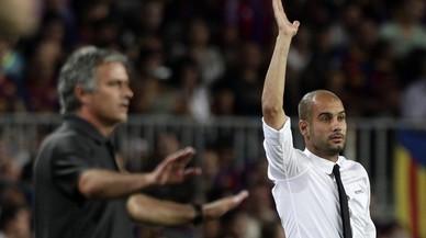 Suspès el primer duel entre el City de Guardiola i el United de Mourinho