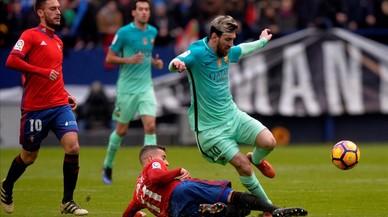 El Barça soluciona els seus problemes