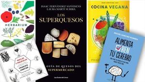 5 libros gastronómicos para este otoño