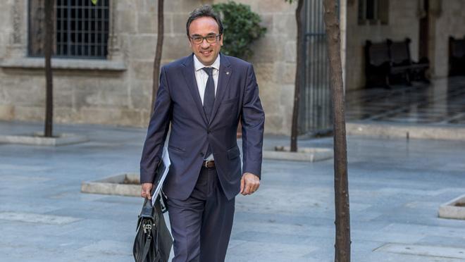 Audio de la declaración de Josep Rull en la Audiencia Nacional, ante la jueza Lamela.