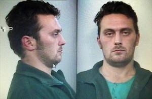 El exmilitar serbio Norbert Feher, Igor el Ruso, según la ficha policial italiana.