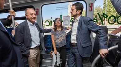 L'AMB avança cap a una mobilitat més sostenible amb més busos elèctrics