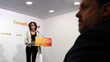 Rovira acusa el Govern d'«amenaçar, manipular i mentir»