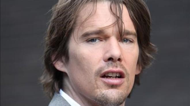 El actor norteamericano Ethan Hawke.