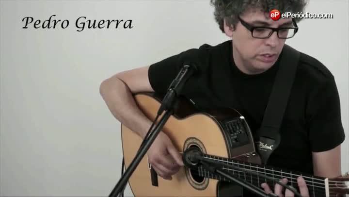 Acústico de Pedro Guerra.