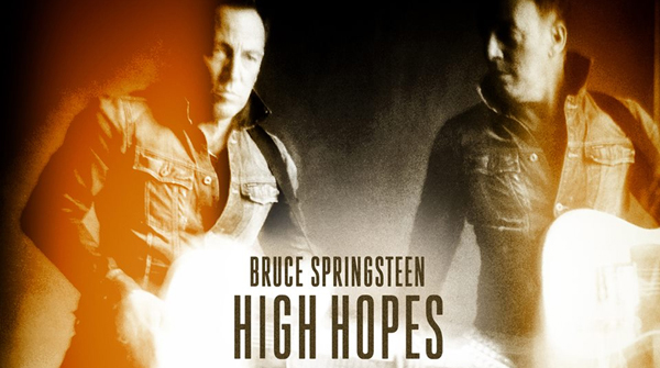 Bruce Springsteen promociona 'High hopes'