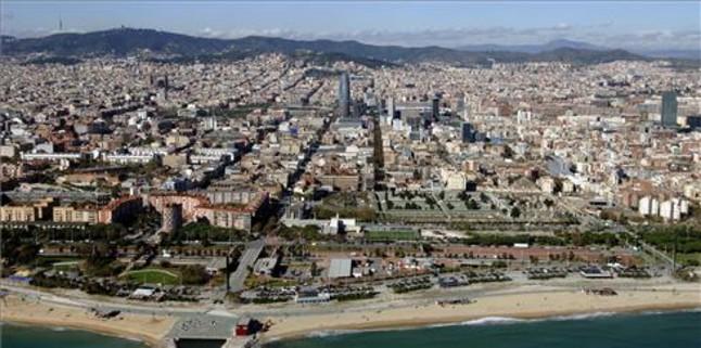 La pudor dels carrers de Barcelona prové del Parc Agrari del Prat