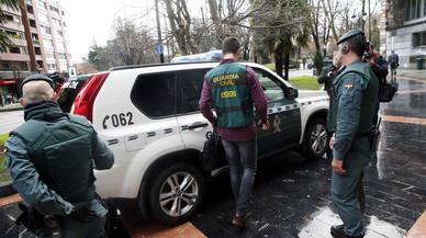 Detingut l'exsecretari general d'UGT a Astúries, Justo Rodríguez Braga