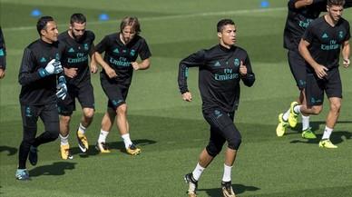 Ronaldo vuelve con más ganas que nunca para recuperar el terreno perdido