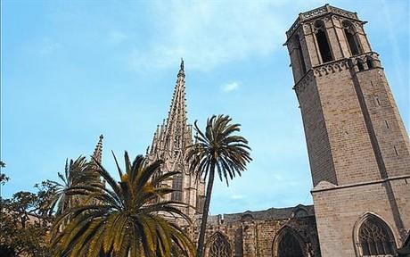 El gran campanario de la catedral se reabre al p�blico despu�s de 12 a�os