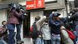 El Gordo de Nadal cau a la seu del PSOE