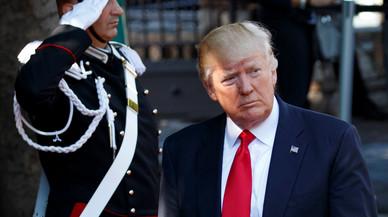 """Trump tacha de """"inaceptable"""" apuñalamiento racista ocurrido en Portland"""