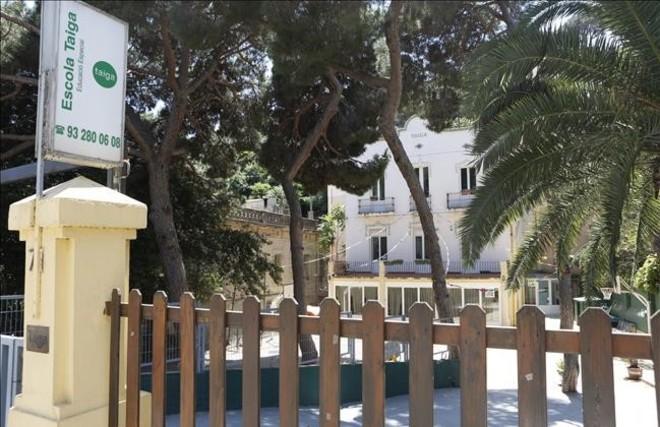 Escuela Taiga de Barcelona.