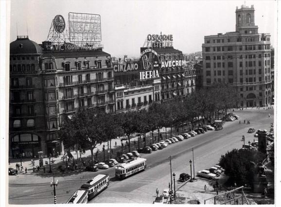 El corte ingl s 50 a os de vinculaci n con catalunya - El corte ingles plaza cataluna barcelona ...