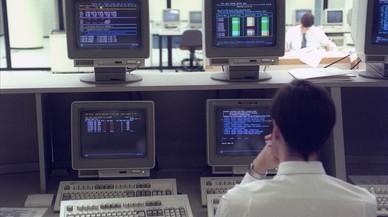 Dos enormes ordinadors són el cervell dels Jocs