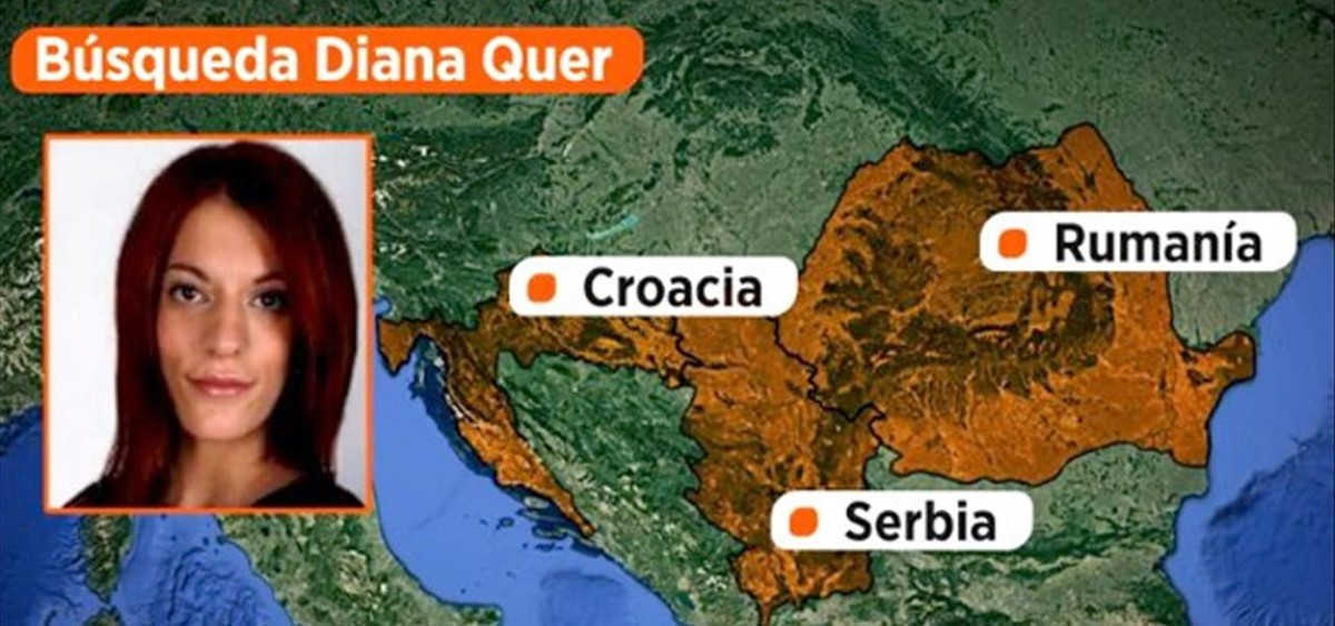 Nova alerta internacional per trobar Diana Quer
