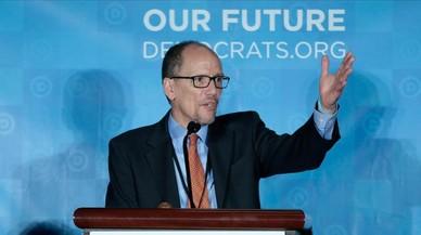 L'aparell demòcrata derrota els seguidors de Sanders en l'elecció del president del partit