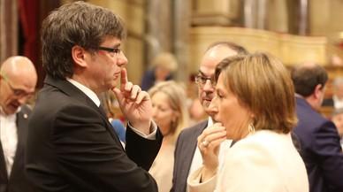 Puigdemont rebutja intervenir a la Comissió d'Autonomies del Senat