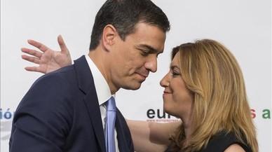 La pugna pel lideratge complica l'abstenció del PSOE a Rajoy