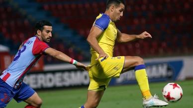 Irán castigará a dos futbolistas por jugar contra un equipo israelí