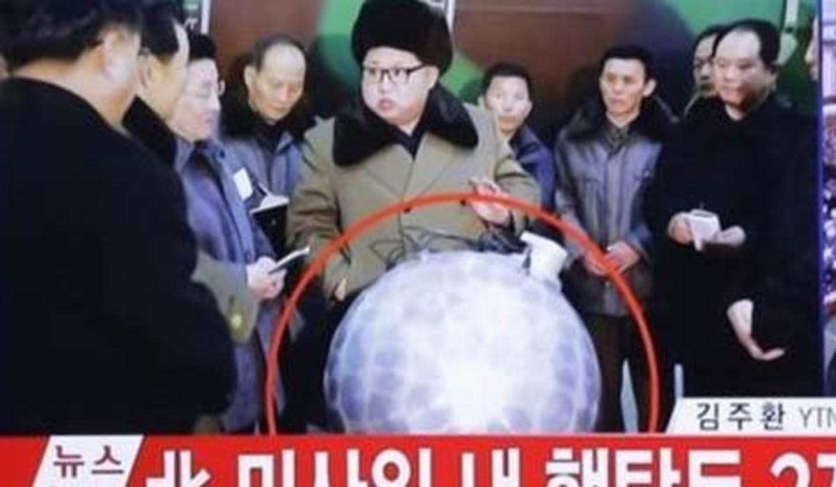 Kim Jong-un sostiene que Corea del Norte ha logrado miniaturizar una bomba nuclear