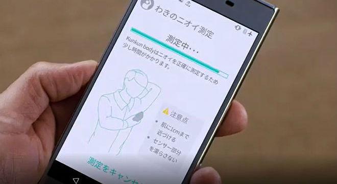 Un 'gadget' para el móvil te avisa si hueles mal