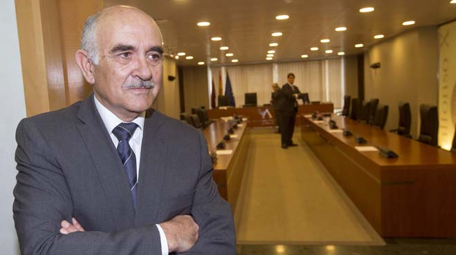 L'expresident murcià Alberto Garre deixa el PP després de més de 30 anys