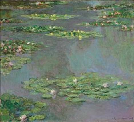 Un cuadro de Monet, vendido por 30,7 millones de euros