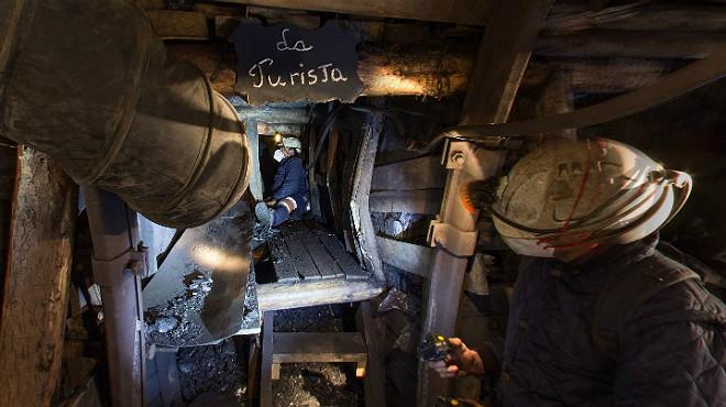 Google Street View ofereix la primera visita virtual a l'interior d'una mina