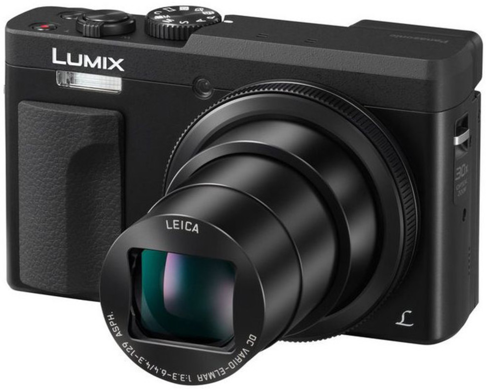 Panasonic presenta su cámara compacta Lumix TZ90