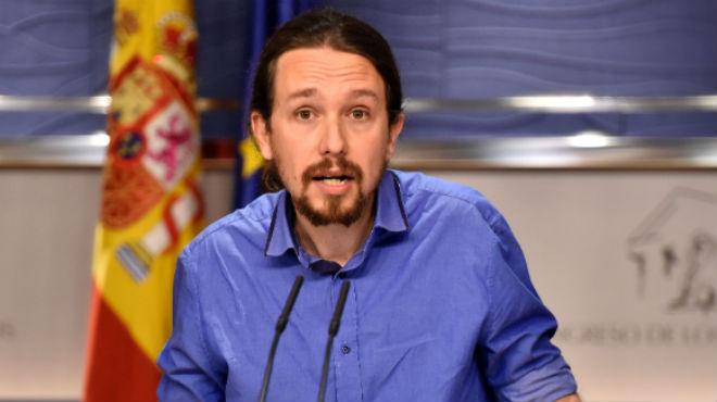 Pablo Iglesias renya Antena 3 per dir que Podem va convidar Otegi