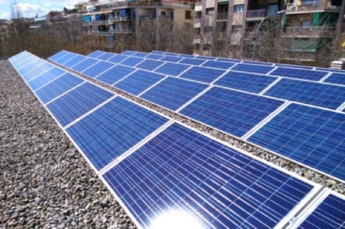 Barcelona dona un nou impuls a la generació d'energia solar a la ciutat